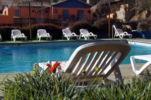 Hotel Pacifico, Отели  Algarrobo - big - 23