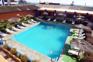 Hotel Pacifico, Отели  Algarrobo - big - 1