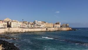 La Siciliana Ortigia, Apartmanok  Szirakúza - big - 8