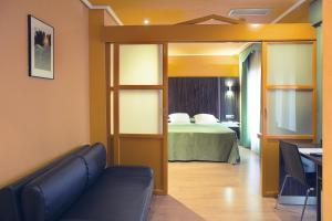 Hotel Gran Via, Szállodák  Zaragoza - big - 18
