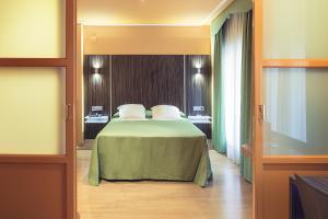 Hotel Gran Via, Szállodák  Zaragoza - big - 21