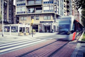 Hotel Gran Via, Szállodák  Zaragoza - big - 29