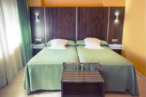 Hotel Gran Via, Szállodák  Zaragoza - big - 17