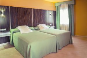 Hotel Gran Via, Szállodák  Zaragoza - big - 22