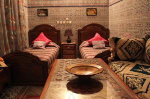 Ryad Bab Berdaine, Riads  Meknès - big - 17