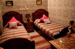 Ryad Bab Berdaine, Riads  Meknès - big - 15