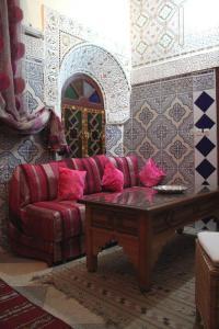 Ryad Bab Berdaine, Riads  Meknès - big - 12