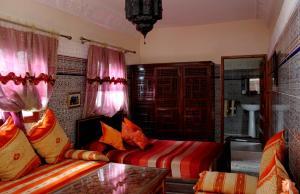 Ryad Bab Berdaine, Riads  Meknès - big - 8