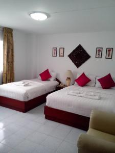 Regent Lodge Lampang, Szállodák  Lampang - big - 3