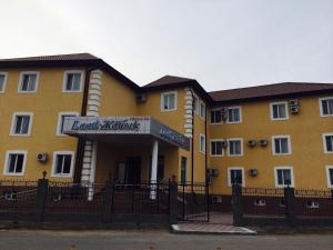 Гостиница Лаети Жайык, Отели  Атырау - big - 20