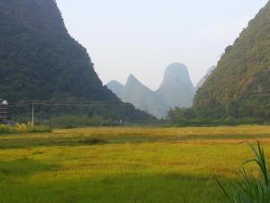 Yangshuo Zen Valley, Гостевые дома  Яншо - big - 45