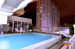 JMM Grand Suites, Apartmanhotelek  Manila - big - 44