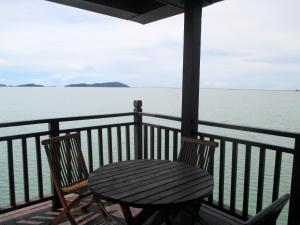 Ocean Suite Private Unit @ Langkawi Lagoon, Üdülőtelepek  Kampung Padang Masirat - big - 4