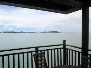 Ocean Suite Private Unit @ Langkawi Lagoon, Üdülőtelepek  Kampung Padang Masirat - big - 3