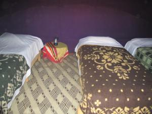 Marhaba Camp, Camel & Sandboarding, Luxury tents  Merzouga - big - 12