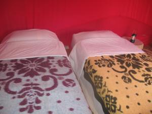 Marhaba Camp, Camel & Sandboarding, Luxury tents  Merzouga - big - 11