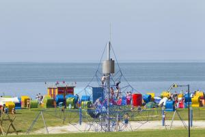 Familien- und Apparthotel Strandhof, Hotels  Tossens - big - 25