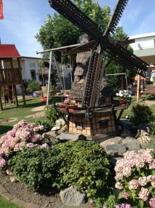 Familien- und Apparthotel Strandhof, Hotely  Tossens - big - 27