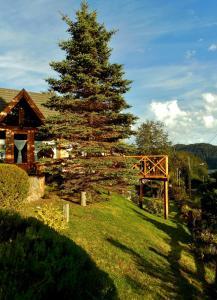 Hostería Casa del Lago, Penziony – hostince  Villa La Angostura - big - 42