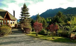 Hostería Casa del Lago, Penziony – hostince  Villa La Angostura - big - 44