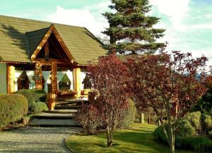 Hostería Casa del Lago, Penziony – hostince  Villa La Angostura - big - 36
