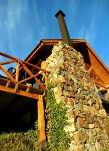 Hostería Casa del Lago, Penziony – hostince  Villa La Angostura - big - 31
