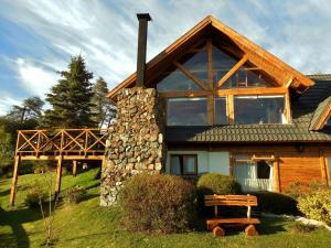 Hostería Casa del Lago, Penziony – hostince  Villa La Angostura - big - 30