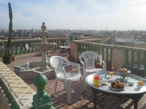 Riad Malak, Bed & Breakfasts  Meknès - big - 82