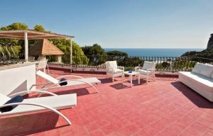 Villa Silia, Apartmanok  Capri - big - 19