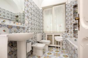 Villa Silia, Apartmanok  Capri - big - 10