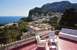 Villa Silia, Apartmanok  Capri - big - 18