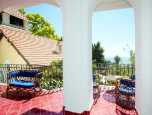 Villa Silia, Apartmanok  Capri - big - 21