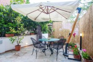 Villa Silia, Apartmanok  Capri - big - 15