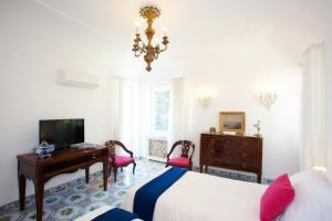 Villa Silia, Apartmanok  Capri - big - 5