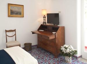 Villa Silia, Apartmanok  Capri - big - 7