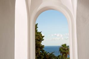 Villa Silia, Apartmanok  Capri - big - 20