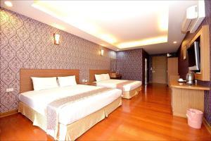 Sitou Peach Villa B&B, Отели типа «постель и завтрак»  Lugu - big - 15