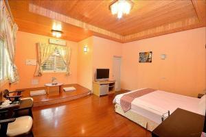 Sitou Peach Villa B&B, Отели типа «постель и завтрак»  Lugu - big - 13