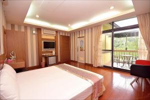 Sitou Peach Villa B&B, Отели типа «постель и завтрак»  Lugu - big - 12