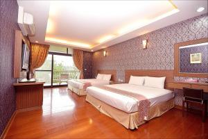 Sitou Peach Villa B&B, Отели типа «постель и завтрак»  Lugu - big - 2