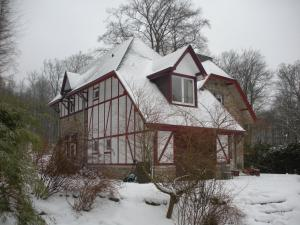 B&B Le Bois Dormant, Bed & Breakfast  Spa - big - 28