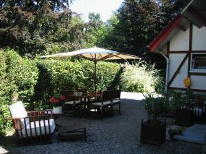 B&B Le Bois Dormant, Bed & Breakfast  Spa - big - 20