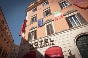 Hotel Accademia - abcRoma.com