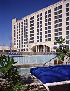 Dallas/Fort Worth Marriott Hotel & Golf Club at Champions Circle, Hotel  Roanoke - big - 18