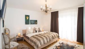 Appartements Hötzendorfer, Apartmány  Schladming - big - 19