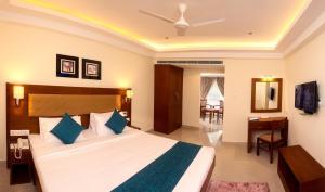 Hotel Vishnu Inn, Hotel  Guruvāyūr - big - 10