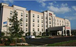 Hampton Inn and Suites Tulsa-Catoosa