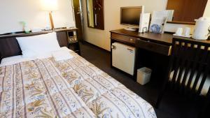 Hiroshima Pacific Hotel, Отели  Хиросима - big - 9