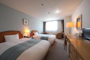 Okido Hotel, Hotely  Tonosho - big - 16