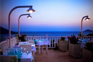 Likya Residence Hotel & Spa - Adults Only, Hotels  Kalkan - big - 43
